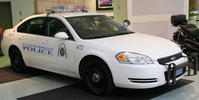 Police Vehicle 2008 Chevrolet Impala