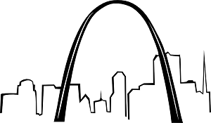 City of St. Louis drawing