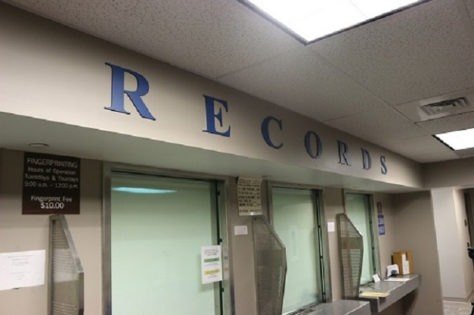 SLMPD Records Division
