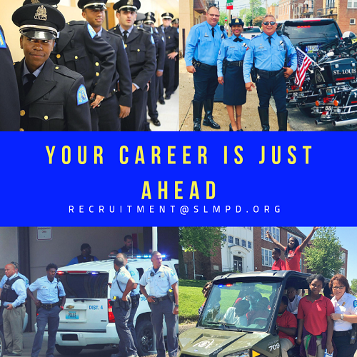 SLMPD Officer Careers